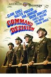 Command Decision DVD