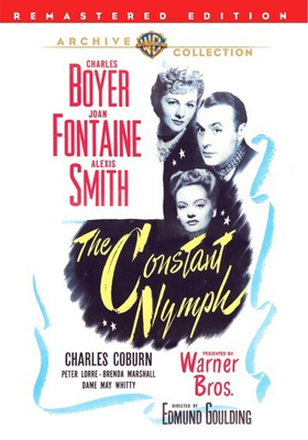 Warner Archive The Constant Nymph DVD-R