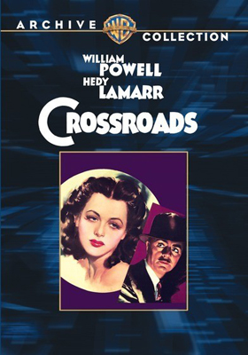 Warner Archive Crossroads DVD-R
