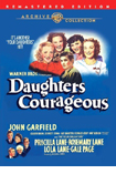 Daughters Courageous DVD