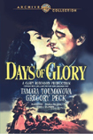 Days of Glory DVD