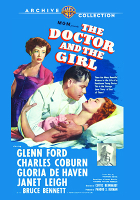 Warner Archive The Doctor and the Girl DVD-R