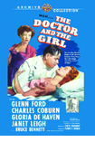 The Doctor and the Girl DVD