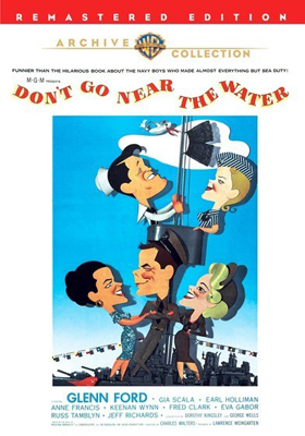 Warner Archive Don't Go Near the Water DVD-R