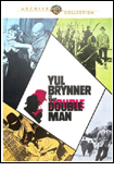 The Double Man DVD