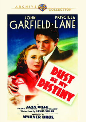 Warner Archive Dust Be My Destiny DVD-R