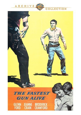 Warner Archive The Fastest Gun Alive DVD-R