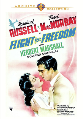 Warner Archive Flight for Freedom DVD-R