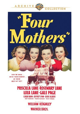 Warner Archive Four Mothers DVD-R
