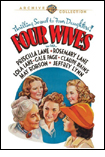 Four Wives DVD