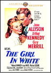 The Girl in White DVD