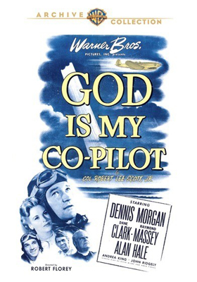 Warner Archive God is My Go-Pilot DVD-R