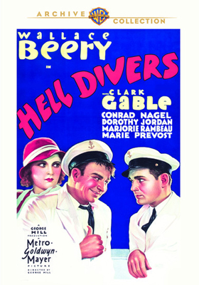 Warner Archive Hell Divers DVD-R