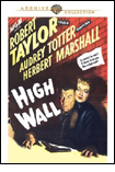 High Wall DVD