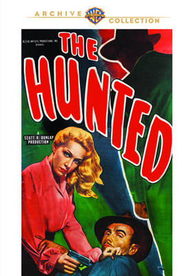 Warner Archive The Hunted DVD-R