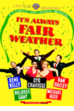 It's Always Fair Weather DVD