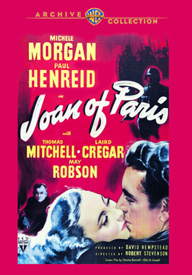 Warner Archive Joan of Paris DVD-R