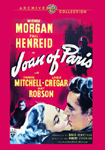 Joan of Paris DVD