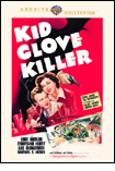 Kid Glove Killer DVD