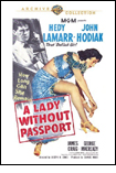 A Lady Without Passport DVD