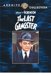 The Last Gangster DVD