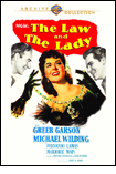 The Law and the Lady DVD