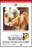 The Legend of Lylah Clare DVD
