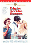 Light in the Piazza DVD