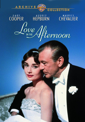 Warner Archive Love in the Afternoon DVD-R
