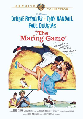 Warner Archive The Mating Game DVD-R