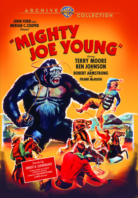 Warner Archive Mighty Joe Young DVD-R