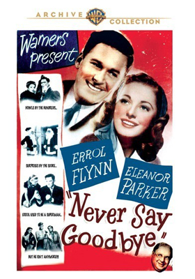 Warner Archive Never Say Goodbye DVD-R