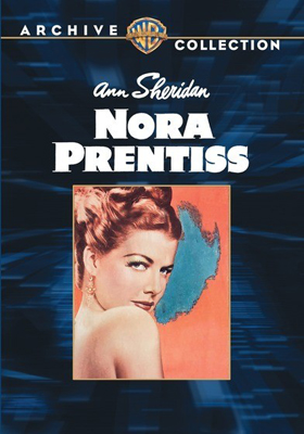 Warner Archive Nora Prentiss DVD-R