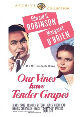 Warner Archive Our Vines Have Tender Grapes DVD-R
