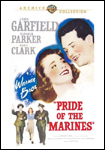 Pride of the Marines DVD