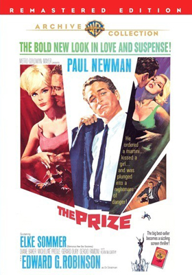 Warner Archive The Prize DVD-R