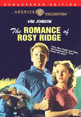 Warner Archive The Romance of Rosy Ridge DVD-R