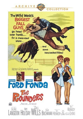 Warner Archive The Rounders DVD-R