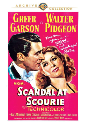 Warner Archive Scandal at Scourie DVD