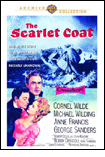 The Scarlet Coat DVD