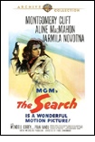 The Search DVD