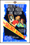 The Secret Heart DVD