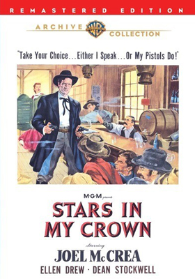 Warner Archive Stars in My Crown DVD-R