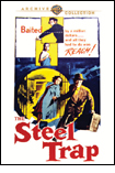 The Steel Trap DVD