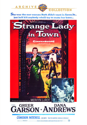 Warner Archive Strange Lady in Town DVD-R
