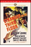 Stranger on the Third Floor DVD