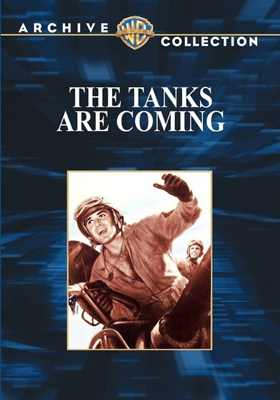 Warner Archive The Tanks Are Coming DVD-R