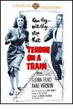 Terror on a Train DVD