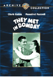 They Met in Bombay DVD