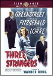 Three Strangers DVD